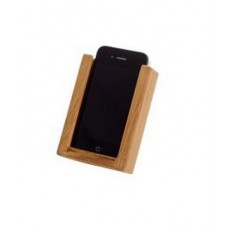 Teak Iphone Holder